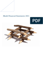 Illustrative MFRS FinancialStatement 2013