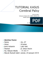 LAPORAN KASUS Cerebral Palsy dr. william.pptx