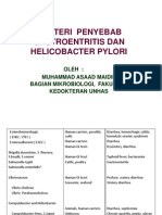 BAKTERI  GASTROENTERITIS+HP-ASAAD-OKTOBER-07.ppt