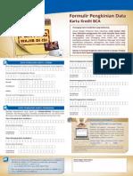 Form Pengkinian Data