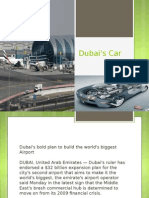 Dubai's Car