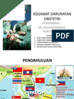 Kegawat Daruratan Obstetri
