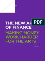 The New Art of Finance