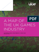 A Map of the UK Games Industry