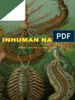 Cohen Inhuman Nature eBook