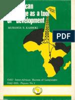 african language as tool as development N1.pdf