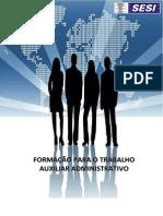 0 1 - Apostila - Auxiliar Administrativo Sesi.pdf