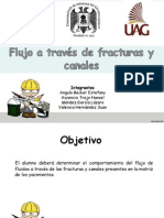flujo a traves de fracturas y canales IP-5511 Equipo 2.pptx
