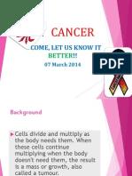 cancerslides-140310065806-phpapp01