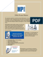 dna from water