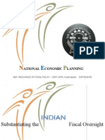 RELEVANCE OF FISCAL POLICY