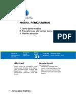 Modul-2. Mtk IIII