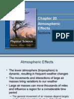 atmospheric effect