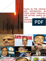 Faces in the Crowd Are Distinguish in Their Work Through