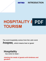 Introduction to Hospitality.odp