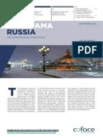 PANORAMA RUSSIA  - THE COFACE ECONOMIC PUBLICATIONS