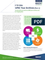 2014 Guide to VNA (Part 1) - It's Time to UnPAC Your Archives