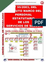 Ley Estatuto Marco Personal Servicios Salud formato UGT consolidado 25 7 2013.pdf