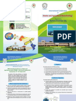Marine and Agricultural Biotechnology_Conference_Brochure