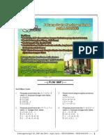 Soal Matematika SMP Sistem Persamaan Linier Satu Variabel PLSV.pdf