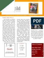 GILD Newsletter May 2013