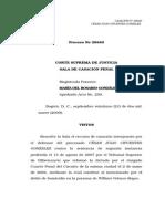 RIÑAS CALLEJERAS. PROCESO 28940 CSJ.doc