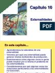 Principios de Economía, Mankiw Capítulo 10; Externalidades.ppt