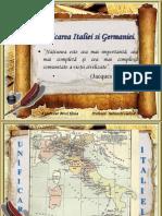 unificare italiei si germaniei.ppt