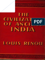 The Civilizatin of Ancient India - Louis Renou