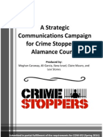 final campaign crime