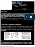 BOBINA TESLA con materiales caseros.pdf