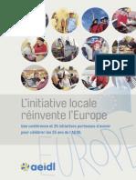 L'initiative locale réinvente l'Europe
