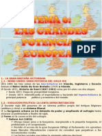 6.- GRANDES POTENCIAS EUROPEAS