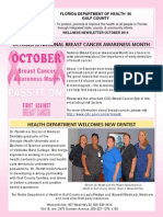 October 2014 Wellness Newsletter (1)