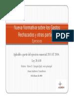 93-NUEVATRIBUTACIONDEGASTOSRECHAZADOSYEFECTOSRLITUFGC.PDF