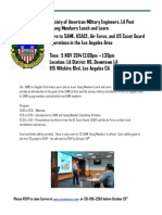 Lunch and Learn 05 NOV 14