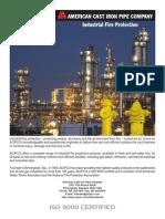 ACIPCO Intl Fire Protection Brochure