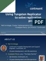 Tungsten Replicator Tutorial Uc 2013