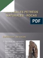 MATERIALES PETREOS -ROCAS.pptx