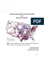 FERC and Natural Gas Pipelines