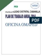 PLAN ANUAL DE TRABAJO - OMAPED CABANILLA - copia.doc