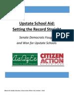 Upstate School Aid