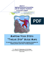 twelve step guide maps