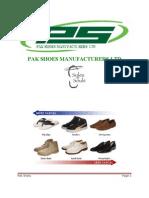Pak Shoes Manufacturing