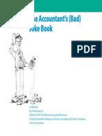 The Accountants Bad Joke Book