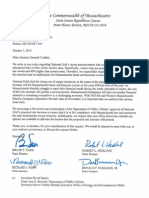 Senate Republican Caucus Letter RE Electric Rates 10.7.2014