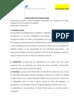 Protocolo Intoxicacion Paracetamol 2013.pdf