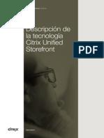 Descripcion de Tecnología Storefront