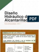 1. Diseño Hidráulico de Alcantarillados.pdf