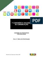 Caderno de Propostas PREJUDICADAS Eixo2